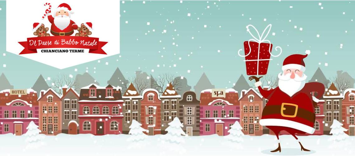 Paesaggio Di Babbo Natale.Proloco Chianciano Terme News Informazioni Territorio Eventi