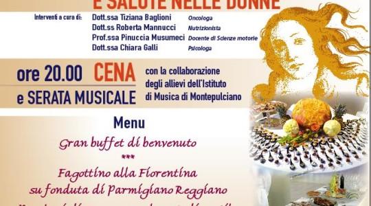 Torna l'appuntamento con la Festa della Donna all'Istituto Alberghiero Artusi