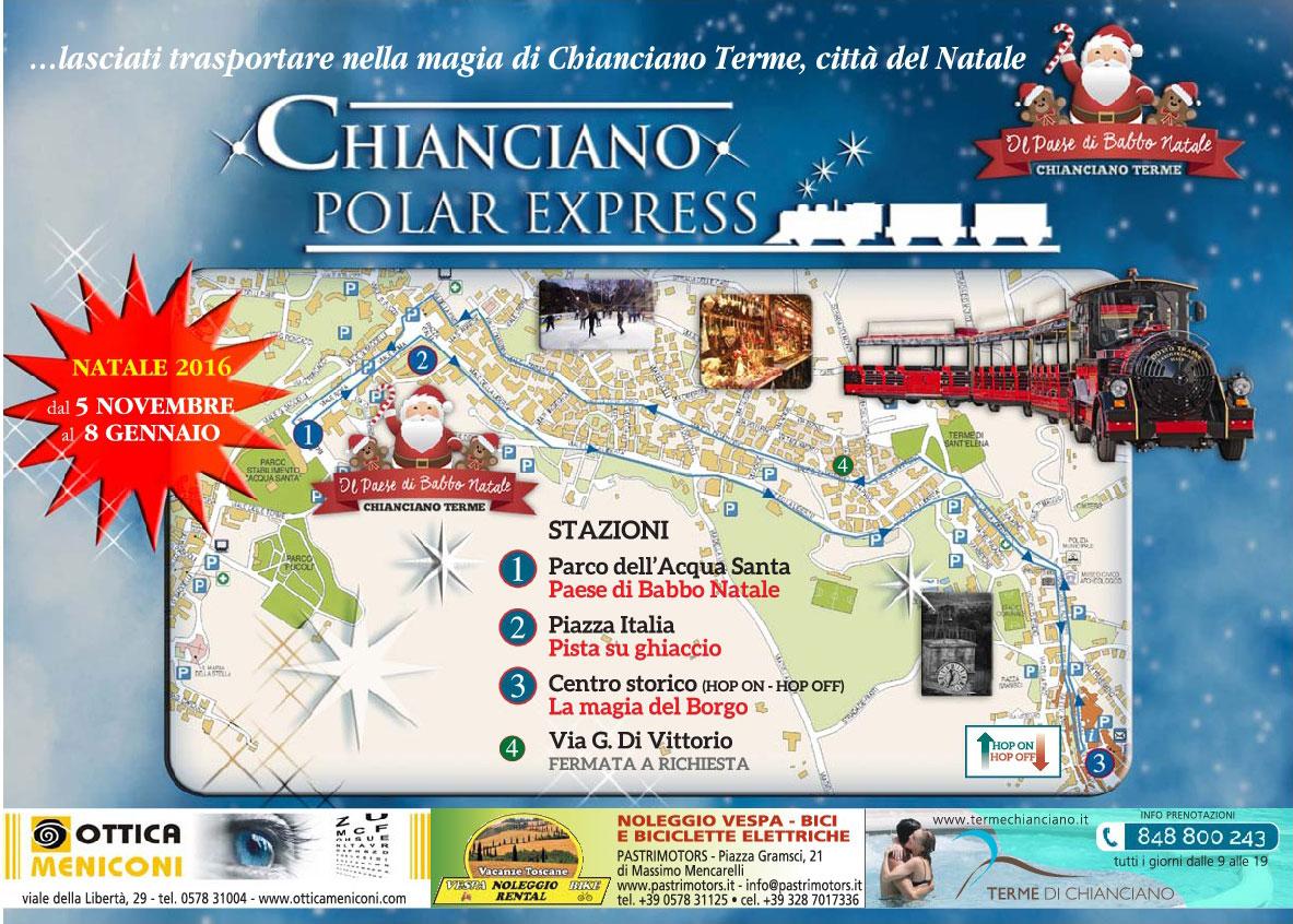 Casa Di Babbo Natale Chianciano.Proloco Chianciano Terme News Informazioni Territorio Eventi