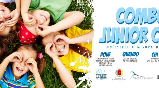 Combo Junior Camp - Un'estate a misura di bambino