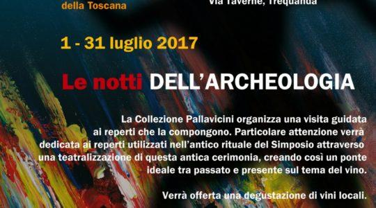 Il Mito del Vino - Collezione Pallavicini - 14 Luglio 2017