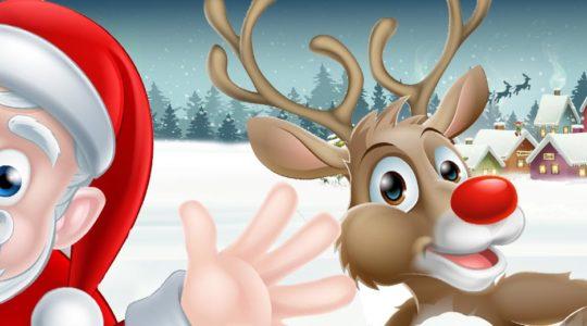 Il Paese di Babbo Natale 2017 - Dal 4 novembre al 26 dicembre