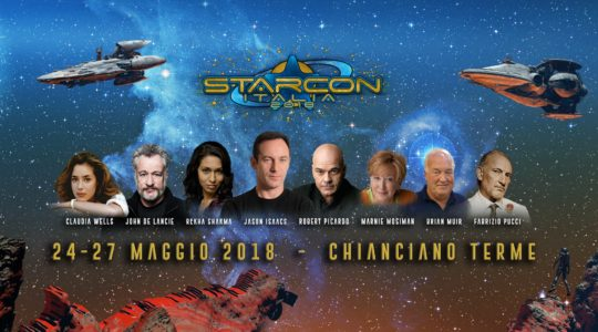 Starcon Italia 2018 - ChiancianoTerme dal 24 al 27 maggio