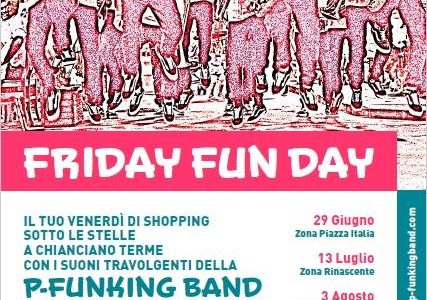 Friday Fun Day - Acquisti a ritmo di musica