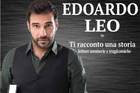 Edoardo Leo in Ti racconto una storia
