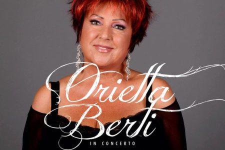 ORIETTA BERTI in Concerto