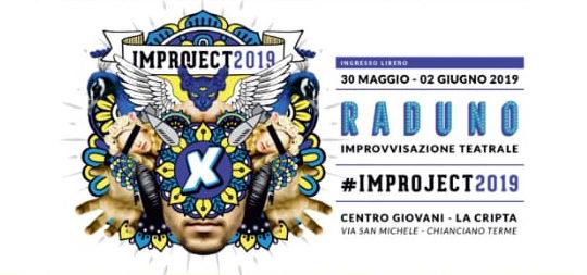 Improject 2019 - 30 maggio - 2 giugno