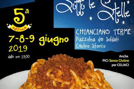 """Torna """"Du' Pici sotto le Stelle"""" - dal 7 al 9 giugno 2019"""