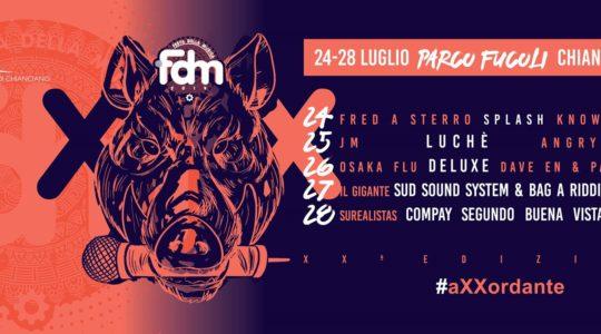 Festa della Musica 2019 - Dal 24 al 28 Luglio