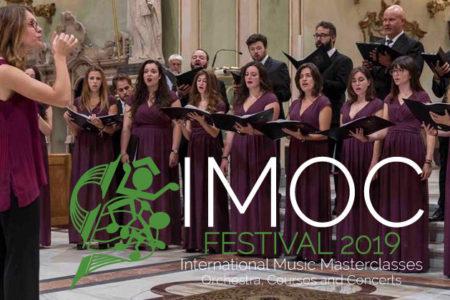 Festival IMOC 2019 - dall'1 al 25 luglio a Chianciano Terme (Siena)