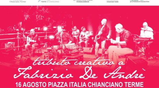 Apocrifa Orchestra - Tributo Creativo a Fabrizio De Andrè