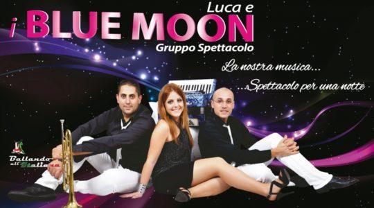 Serata da ballo ad ingresso libero con Luca e i Blue Moon