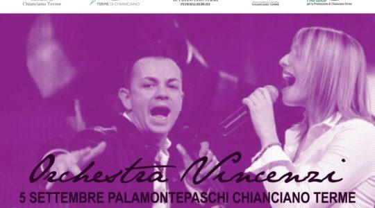 Concerto Orchestra Spettacolo Vincenzi