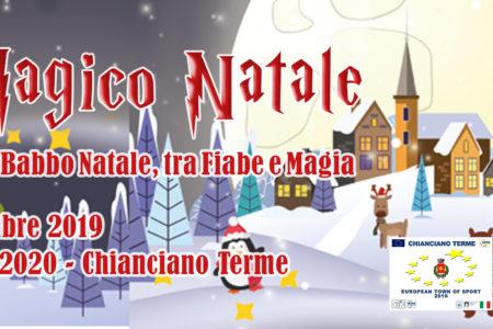 Un Magico Natale a Chianciano - Dal 23 Dicembre 2019 al 6 Gennaio 2020
