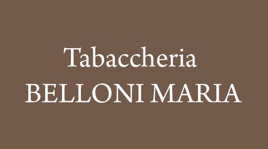 Tabaccheria  Belloni Maria