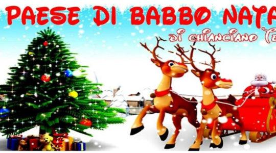Il Paese di Babbo Natale 2020 dal 15 novembre 2020